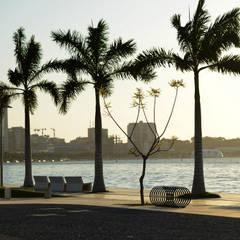 Baía de Luanda: Jardins  por LandPlan