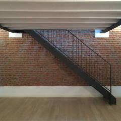 atelier architettura:  tarz Merdivenler