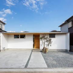 Projekty,  Dom jednorodzinny zaprojektowane przez 一級建築士事務所haus