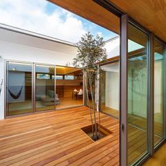 Projekty,  Ogród zaprojektowane przez 一級建築士事務所haus