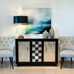 Hogar : Pasillos y vestíbulos de estilo  de Holger Stewen Interior Design S.L.
