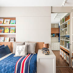 Teen bedroom by Spengler Decor