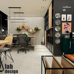 Escritório LabDesign: Escritórios  por LabDesign