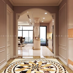 Inside doors by ICON INTERIOR
