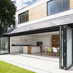 Doors by Footprint Architects Ltd, Modern
