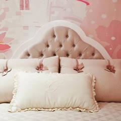 Spengler Decor:  tarz Kız çocuk yatak odası