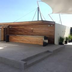 Salón para eventos sociales | Invita: Bares y discotecas de estilo  por Estudio Chipotle