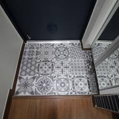 용문동 덕일 한마음 아파트: 에이프릴디아의  바닥