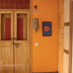 Astha emrald:  Doors by studio18_by_sneha
