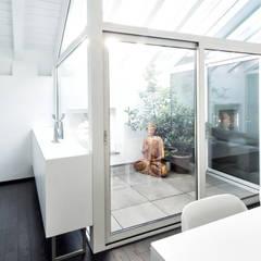 เรือนกระจก โดย Studio Tecnico Magenis Professionisti Associati,