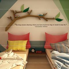 Kinderzimmer von Fabmodula