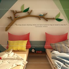 Nursery/kid's room by Fabmodula