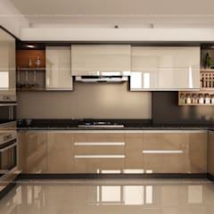 Modern kitchen by Fabmodula Modern