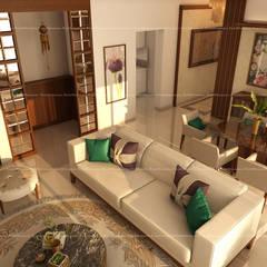 Wohnzimmer von Fabmodula