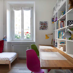 Teen bedroom by Filippo Colombetti, Architetto