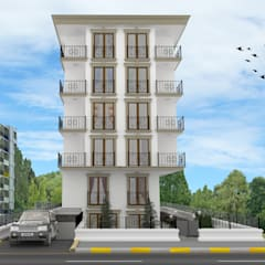 Altuncu İç Mimari Dekorasyon – KENTSEL DÖNÜŞÜM BAKIRKÖY:  tarz Apartman