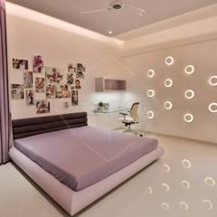 moderne Schlafzimmer von SPACCE INTERIORS