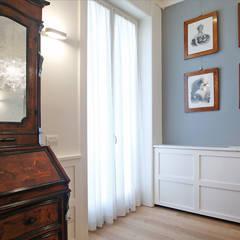 غرفة المعيشة تنفيذ Filippo Colombetti, Architetto