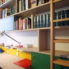 مكتب عمل أو دراسة تنفيذ Filippo Colombetti, Architetto