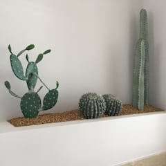 Spazio condominiale: Giardino in stile  di Au dehors Studio. Architettura del Paesaggio