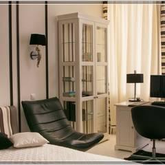 ห้องนอนเด็ก โดย Студия дизайна Светланы Исаевой,
