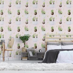 EASTER TULIPS:  Bedroom by Pixers