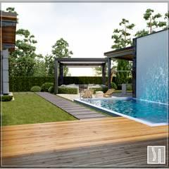Infinity pool by Студия дизайна Светланы Исаевой