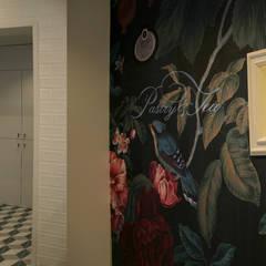 Aroma Doce  Pastry & Tea : Lojas e espaços comerciais  por Atelier Maurício Vieira