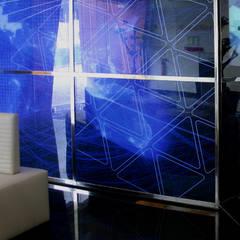 Design de Mobiliário: Centros de exposições  por Atelier Maurício Vieira