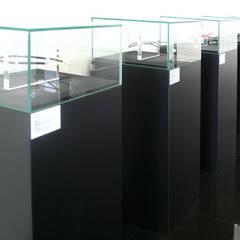 Design de Equipamento: Centros de exposições  por Atelier Maurício Vieira