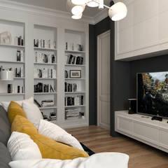 Boys Bedroom by Студия дизайна Дмитрия Артемьева 'Prosto Design'