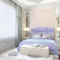 Cuartos de estilo ecléctico de Luxury Antonovich Design Ecléctico