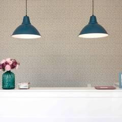 by Estudio de Interiorismo Valeria Bonomi Modern Engineered Wood Transparent