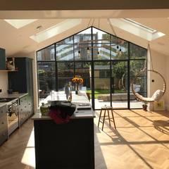 Kitchen Extension Twickenham:  Kitchen units by Proficiency