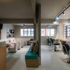 مكاتب ومحلات تنفيذ Koletivo Arquitetura
