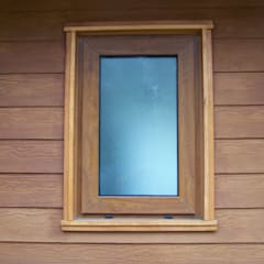 uPVC windows by Casabella