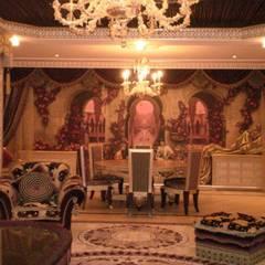Villa Privata Mosca: Scale in stile  di Vito De Luca Architetto