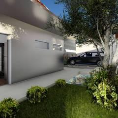Acesso principal: Casas familiares  por realizearquiteturaS