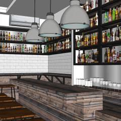 BEER N CO: Bar & Klub  oleh PRIMA, Rustic