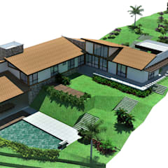 Houses by A7 Arquitetura