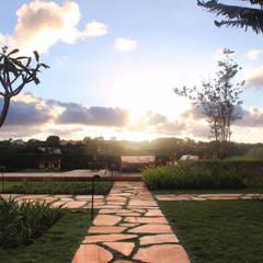 Garden by Amaury Neto Paisagismo