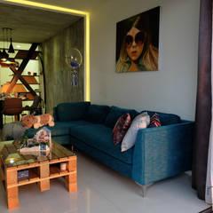 Wohnzimmer von inDfinity Design (M) SDN BHD