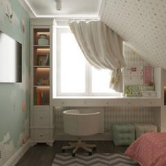 Chambre d'adolescent de style  par 'PRimeART'