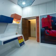 Modern nursery/kids room by Hasta architects Modern