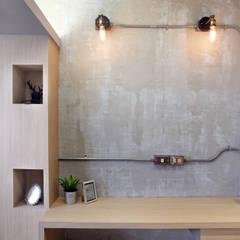 جدران تنفيذ 森畊空間設計