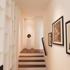Vintage Modern:  Stairs by J Hous Studio