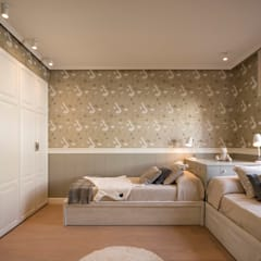 Boys Bedroom by Sube Susaeta Interiorismo