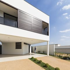 Rumah teras by Vertentes Arquitetura