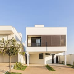 Townhouse by Vertentes Arquitetura