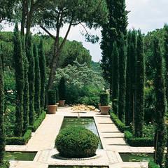 Estanques de jardín de estilo  por Margarita Jiménez moreno